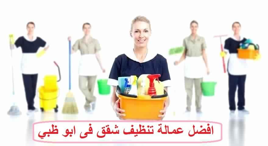 شركة تنظيف شقق فى ابو ظبي